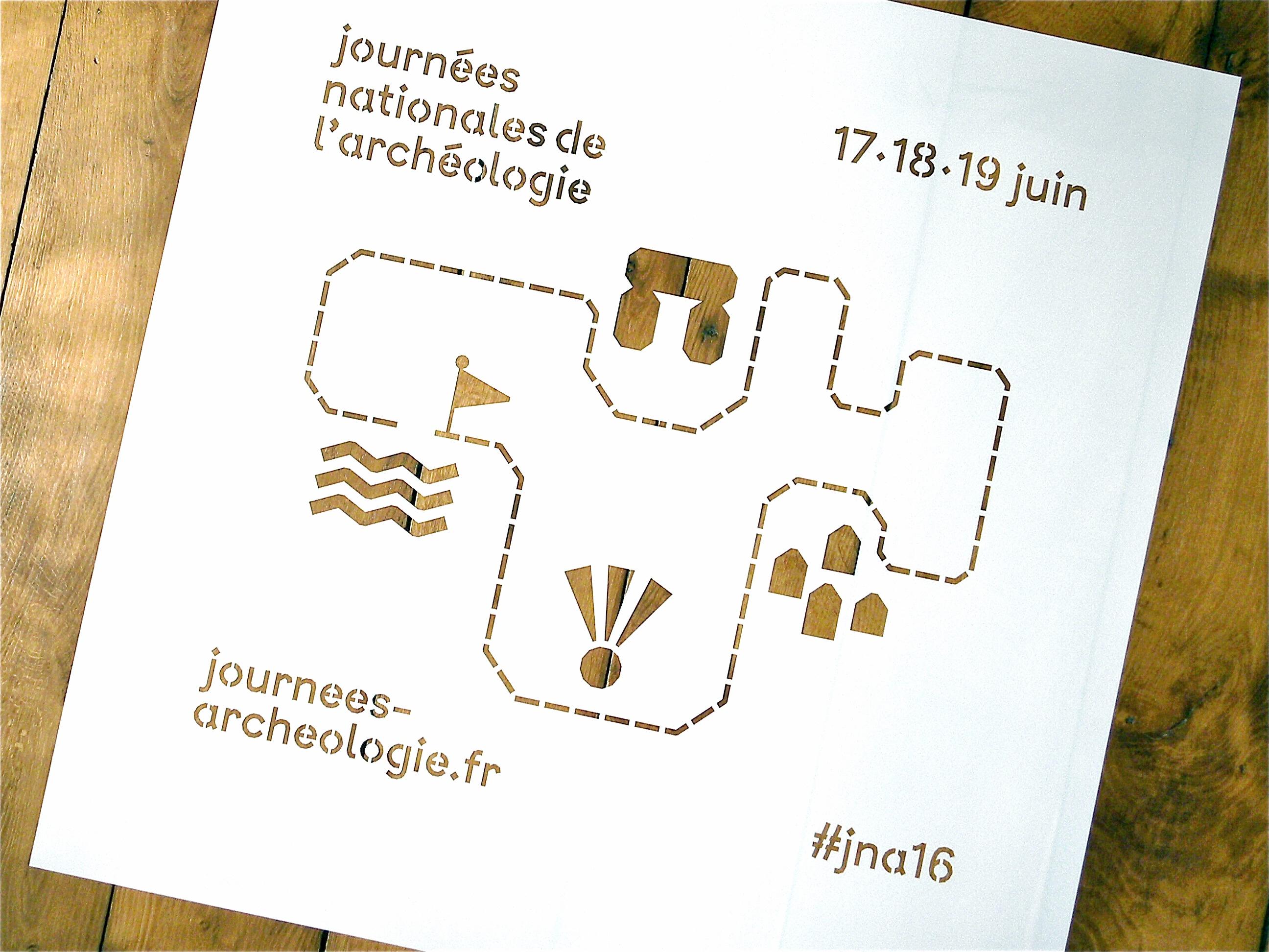 INRAP – JOURNÉES NATIONALES DE L'ARCHÉOLOGIE 2016