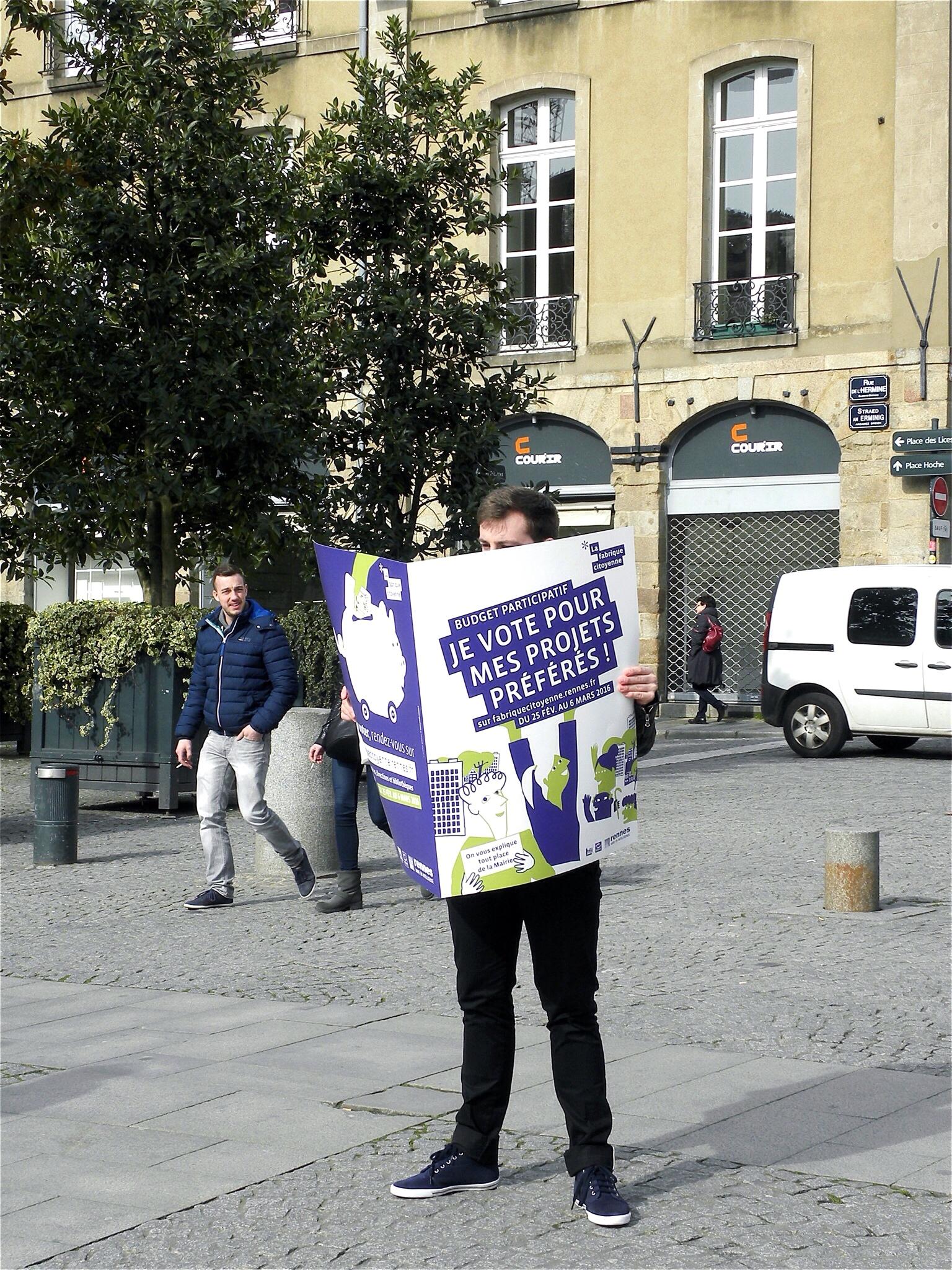 VILLE DE RENNES – BUDGET PARTICIPATIF 2016 #2