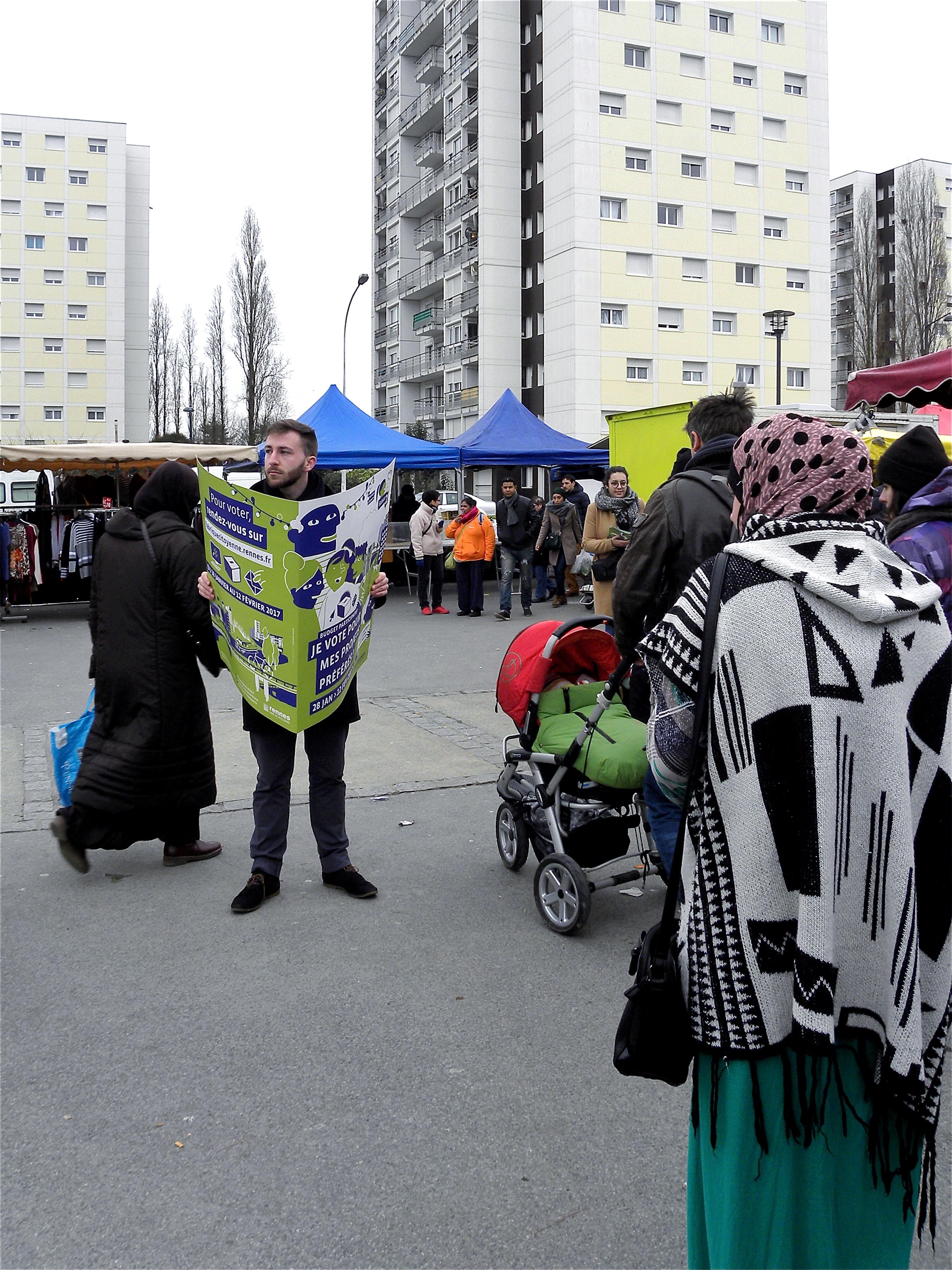 VILLE DE RENNES – BUDGET PARTICIPATIF 2017