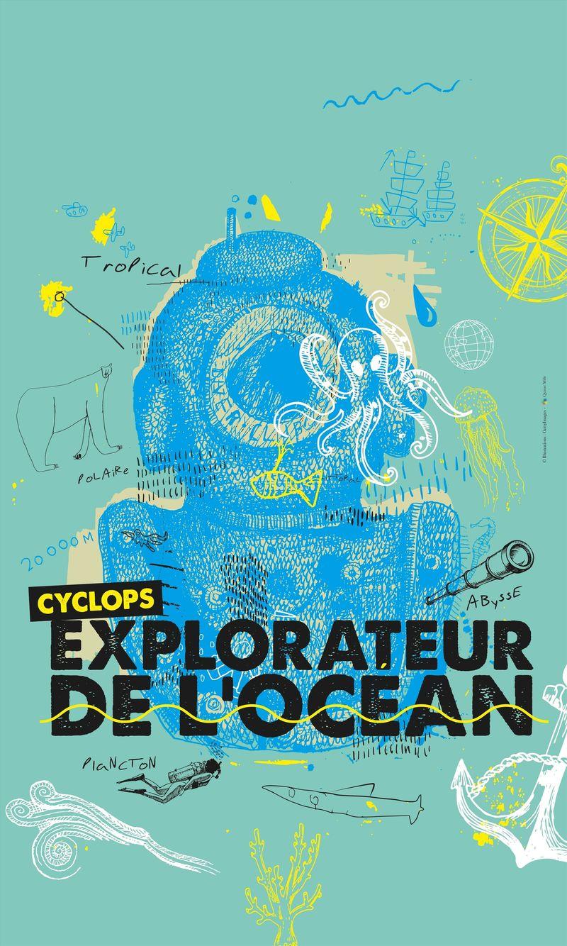 ESPACE DES SCIENCES – CYCLOPS, EXPLORATEUR DE L'OCÉAN