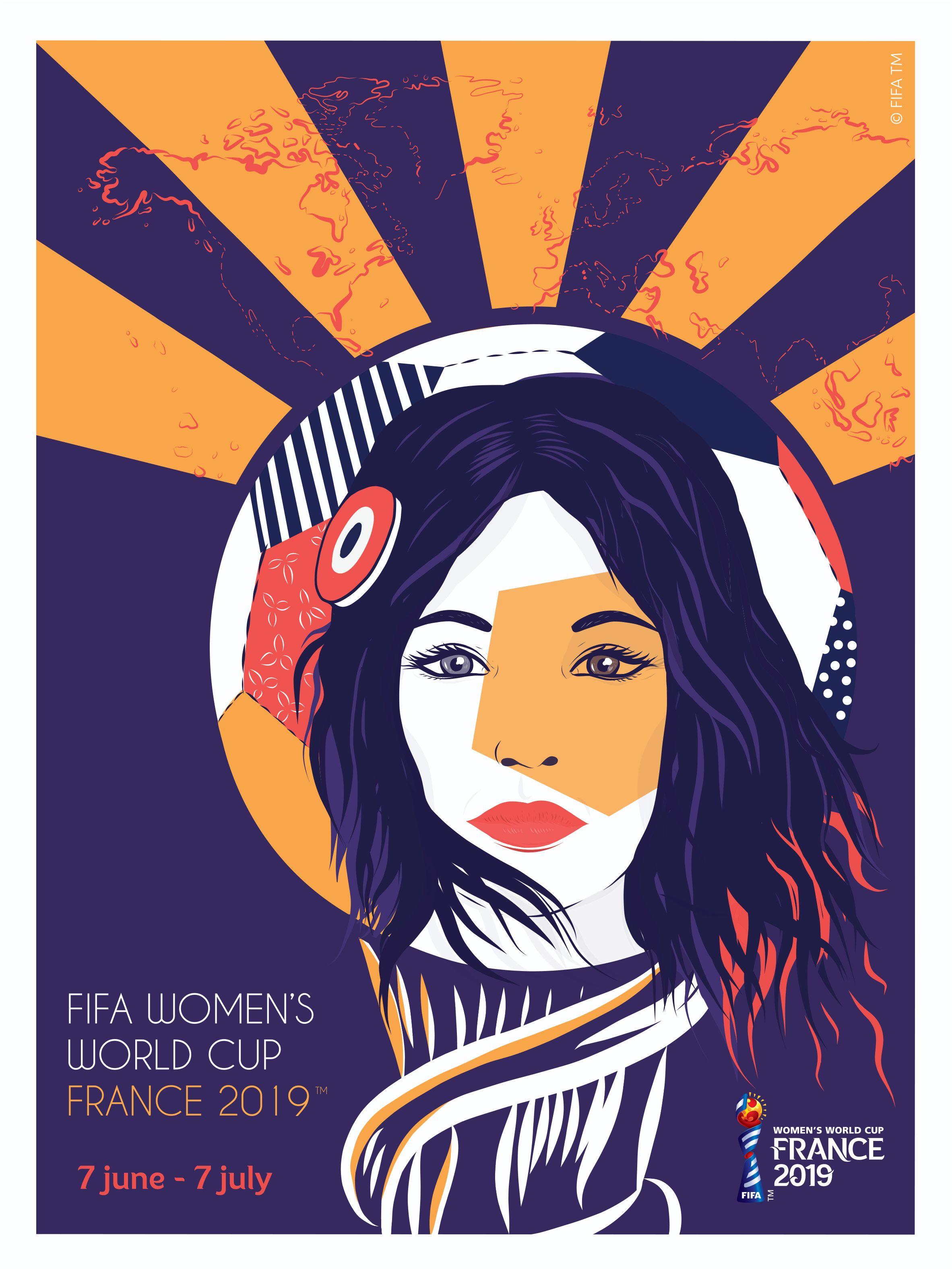 FIFA – COUPE DU MONDE FÉMININE, FRANCE 2019