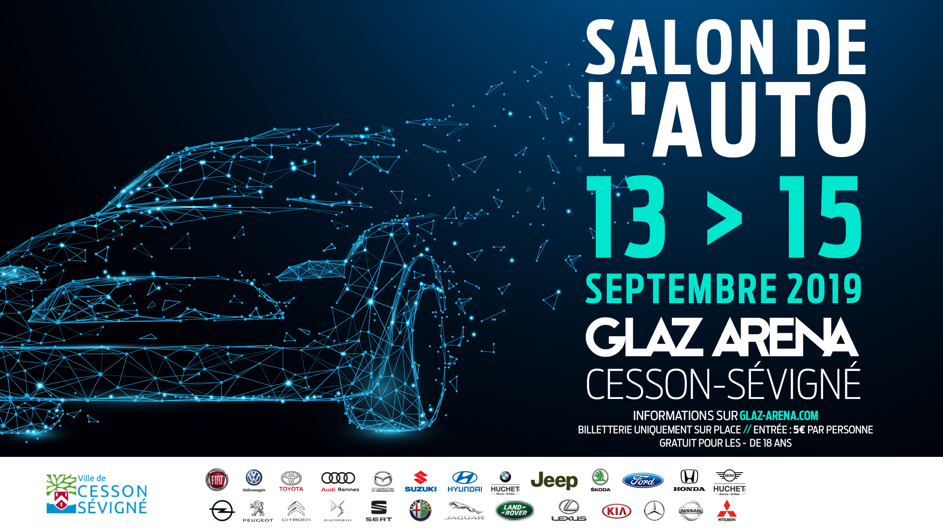 GROUPE LEGENDRE – SALON DE L'AUTO 2019