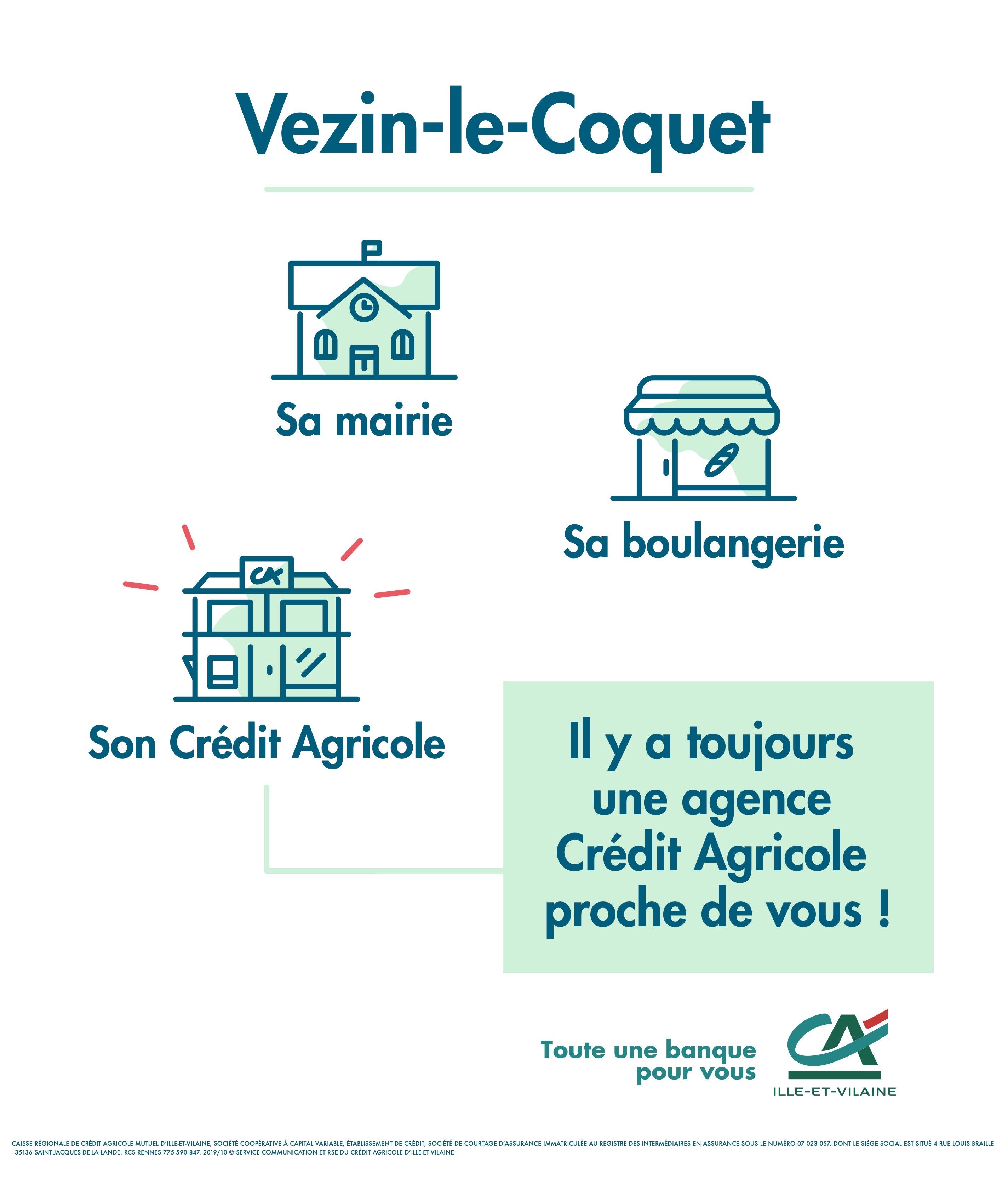CRÉDIT AGRICOLE ILLE-ET-VILAINE – VEZIN-LE-COQUET #2