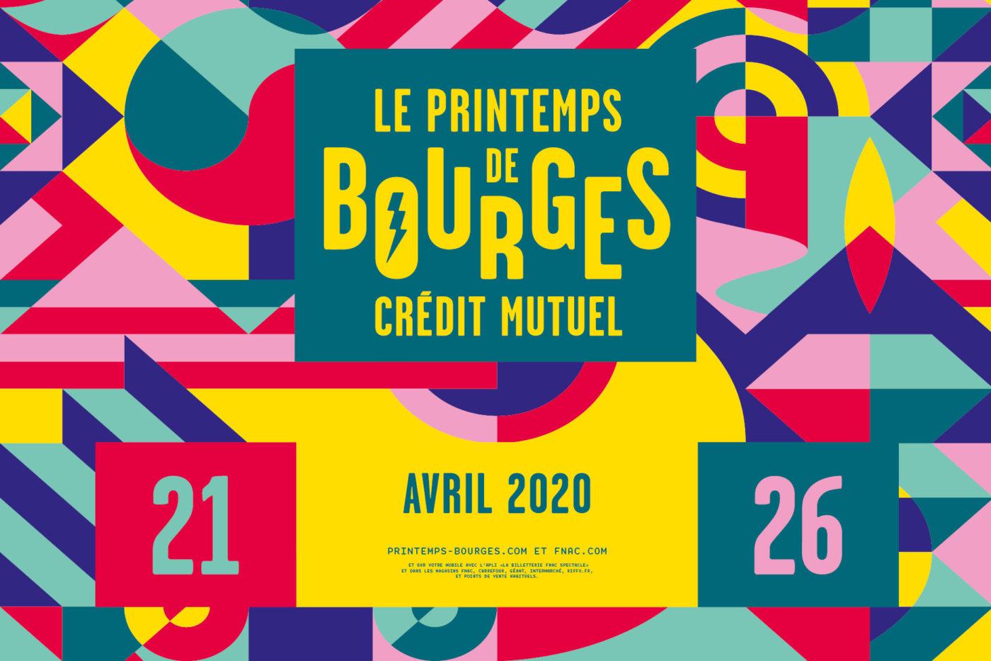 LE PRINTEMPS DE BOURGES 2020 – RENCONTRES TRANS MUSICALES